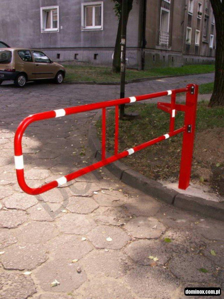 Blokady Parkingowe